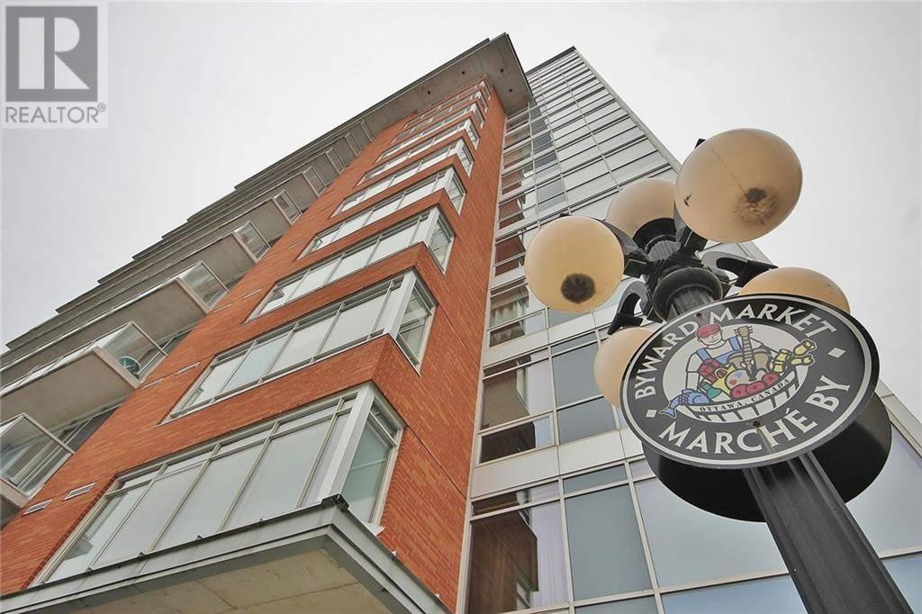 Condo for sale at 180 York St Unit 1004 Ottawa Ontario - MLS: 1179992