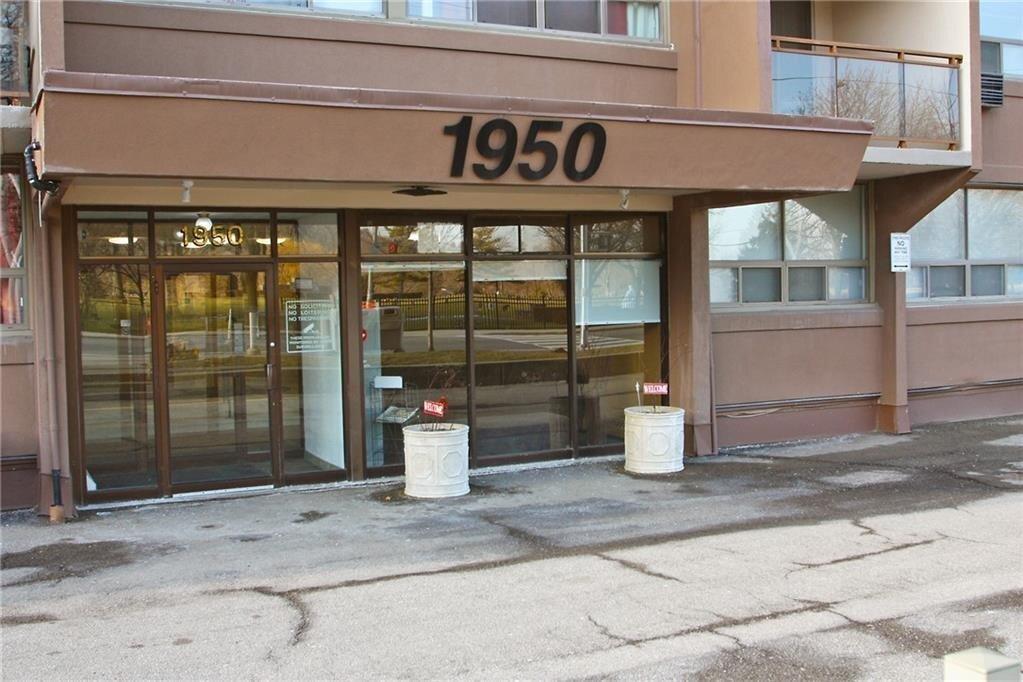 Apartment for rent at 1950 Main St W Unit 1004 Hamilton Ontario - MLS: H4092028