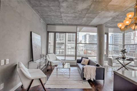 Condo for sale at 25 Oxley St Unit 1004 Toronto Ontario - MLS: C4577876