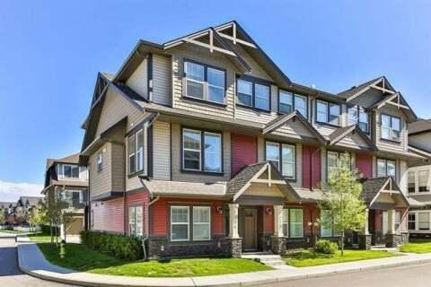 Townhouse for sale at 280 Williamstown Cs Northwest Unit 1004 Airdrie Alberta - MLS: C4297972
