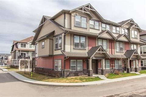 Townhouse for sale at 280 Williamstown Cs Northwest Unit 1004 Airdrie Alberta - MLS: C4279690