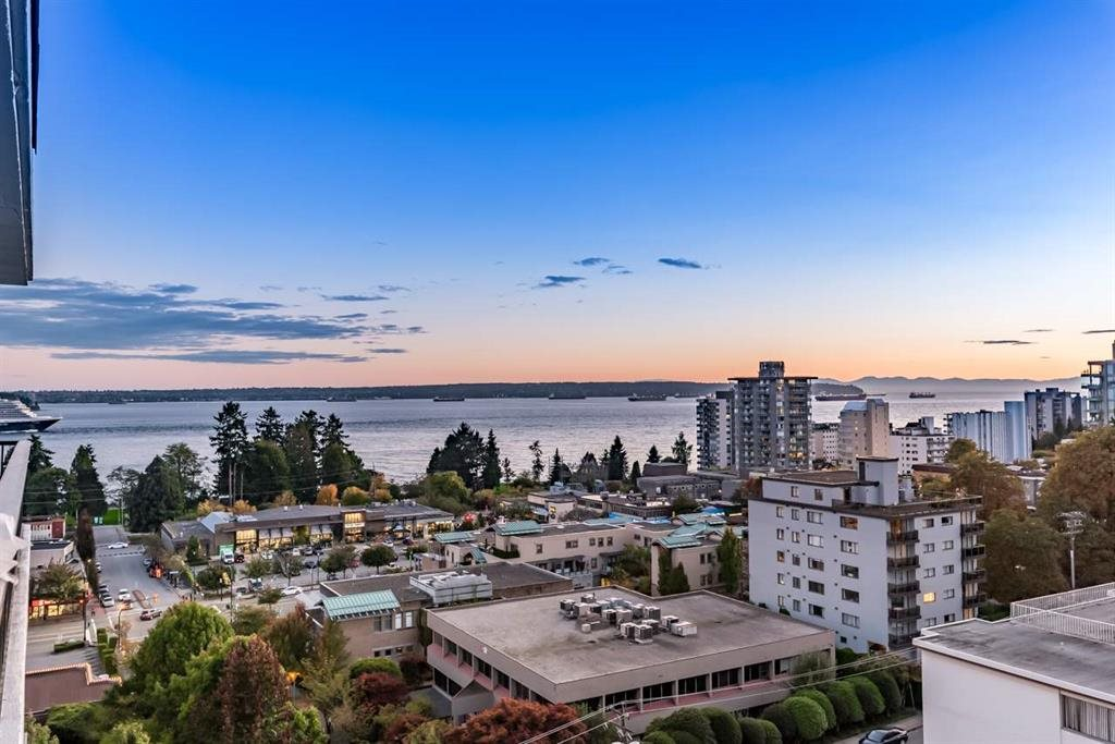 For Sale: 1004 - 650 16th Street, West Vancouver, BC | 1 Bed, 1 Bath Condo for $869,000. See 20 photos!