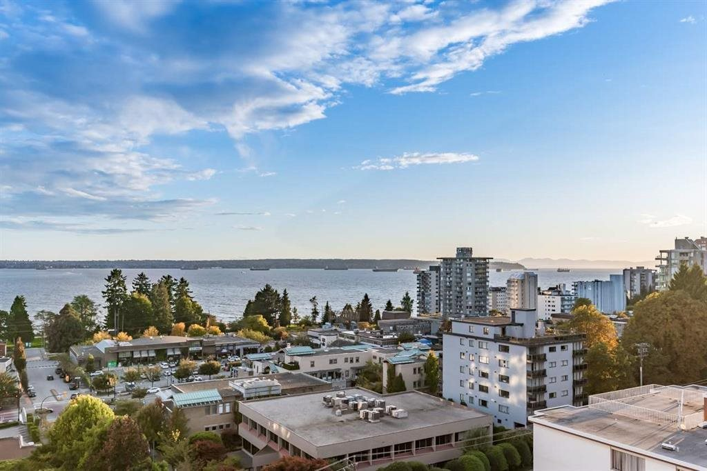 For Sale: 1004 - 650 16th Street, West Vancouver, BC | 1 Bed, 1 Bath Condo for $828,000. See 18 photos!