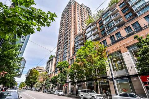 Condo for sale at 788 Richards St Unit 1004 Vancouver British Columbia - MLS: R2382431