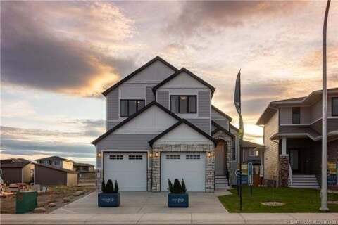 House for sale at 1004 Atlantic Lookout W Lethbridge Alberta - MLS: LD0181433
