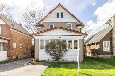 House for sale at 1004 Queen's Blvd Kitchener Ontario - MLS: 30809061