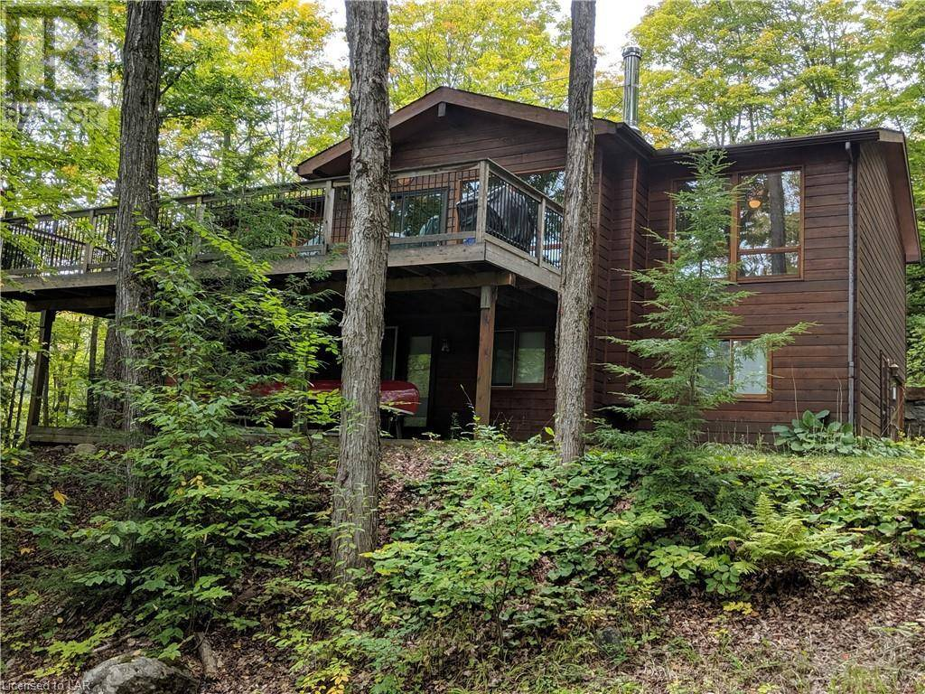 House for sale at 1004 Stags Leap Tr Haliburton Ontario - MLS: 252357