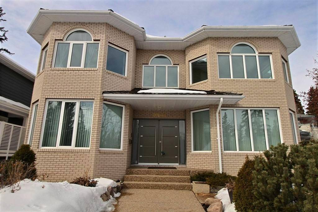 House for sale at 10048 147 St Nw Edmonton Alberta - MLS: E4192050