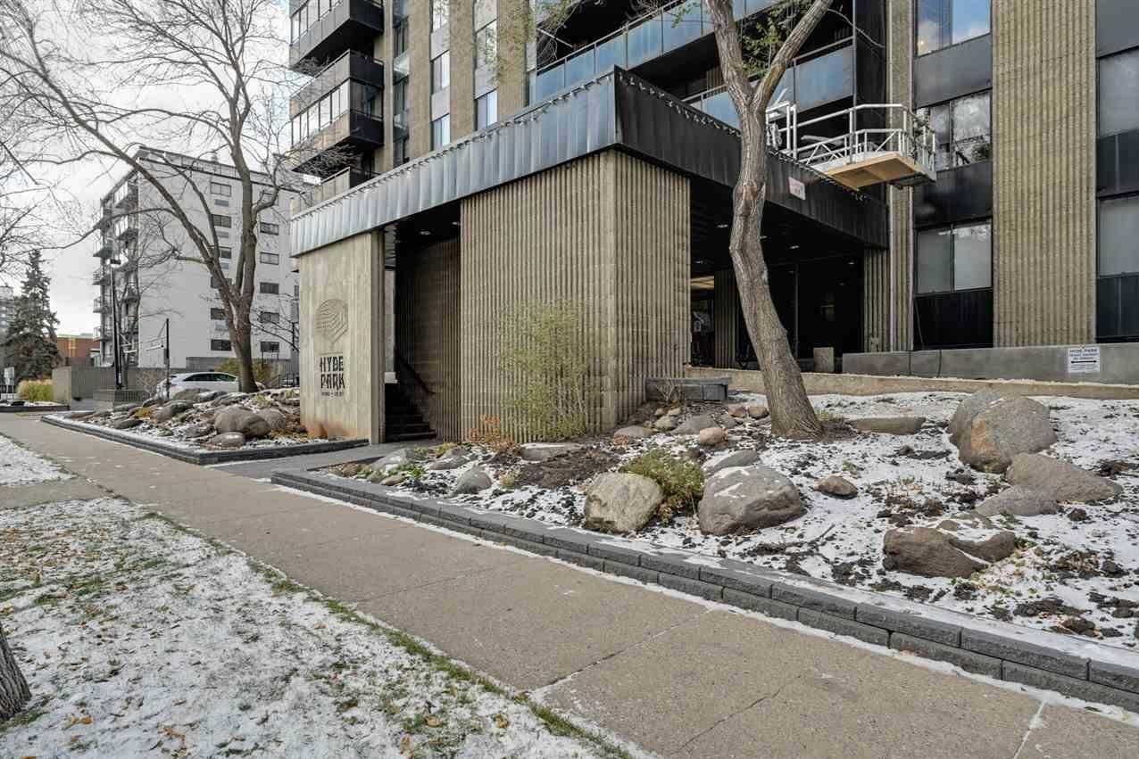 Condo for sale at 10160 115 St NW Unit 1005 Edmonton Alberta - MLS: E4218853