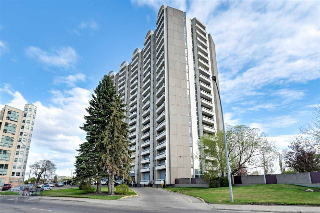 Condo for sale at 10883 Saskatchewan Dr Nw Unit 1005 Edmonton Alberta - MLS: E4172182