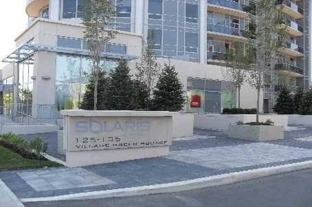 Apartment for rent at 125 Village Green Sq Unit 1005 Toronto Ontario - MLS: E4650505