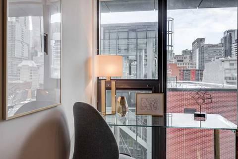 Apartment for rent at 15 Beverley St Unit 1005 Toronto Ontario - MLS: C4663667