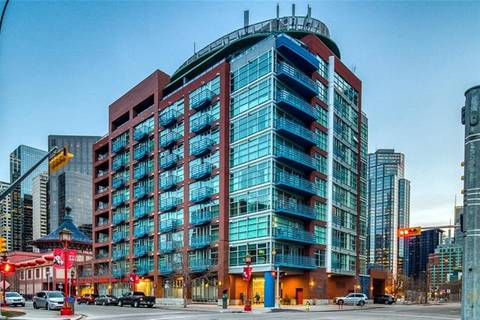 Condo for sale at 205 Riverfront Ave Southwest Unit 1005 Calgary Alberta - MLS: C4245781