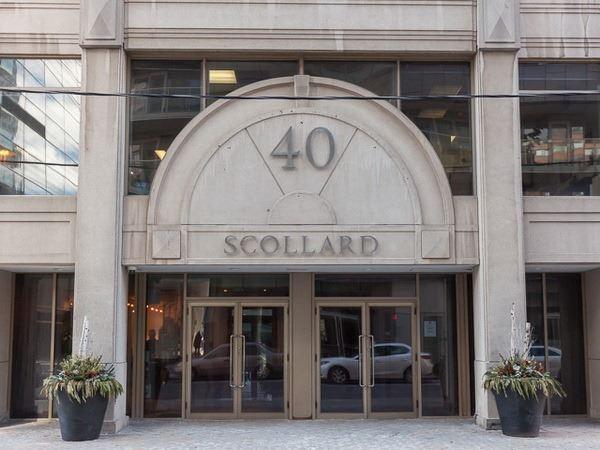 Sold: 1005 - 40 Scollard Street, Toronto, ON