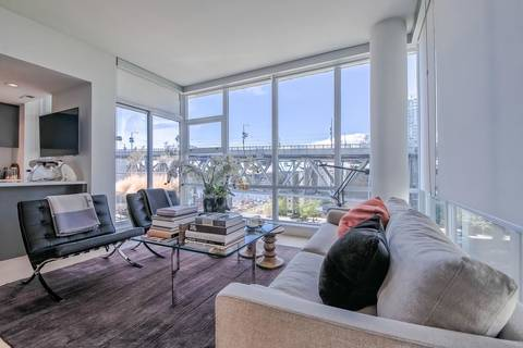 Condo for sale at 633 Kinghorne Me Unit 1005 Vancouver British Columbia - MLS: R2367439
