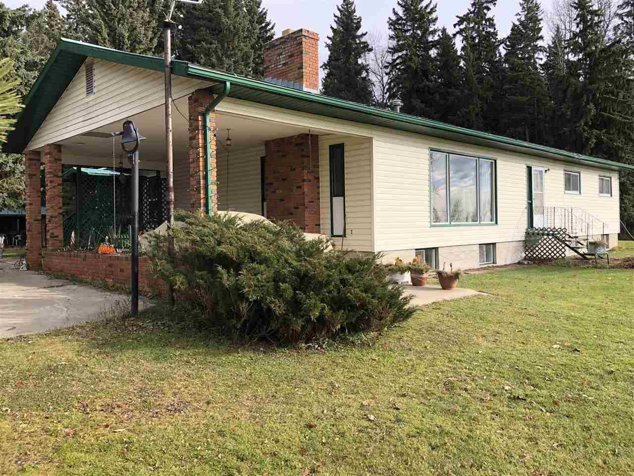 House for sale at  1005 Hy Rural Westlock County Alberta - MLS: E4178090
