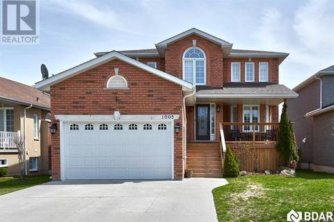 House for sale at 1005 Leslie Dr Innisfil Ontario - MLS: 30731830