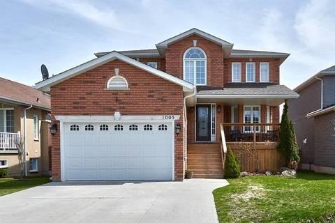 House for sale at 1005 Leslie Dr Innisfil Ontario - MLS: N4506812