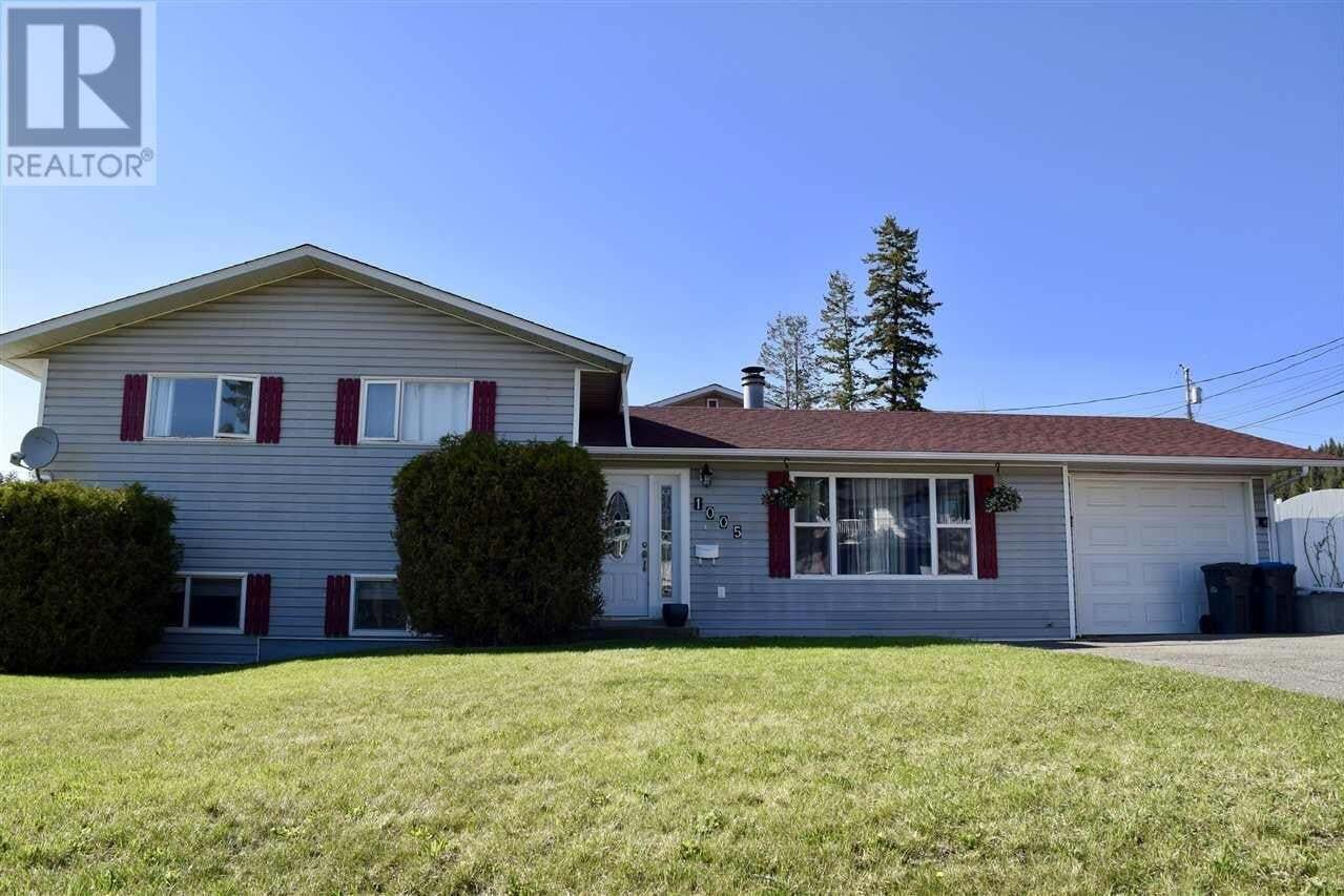 House for sale at 1005 N 12th Ave Williams Lake British Columbia - MLS: R2454788