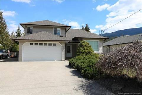 House for sale at 1005 Shuswap Ave Sicamous British Columbia - MLS: 10176374