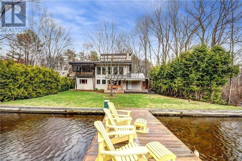 House for sale at 1005 Trading Post Ln Bracebridge Ontario - MLS: 258086