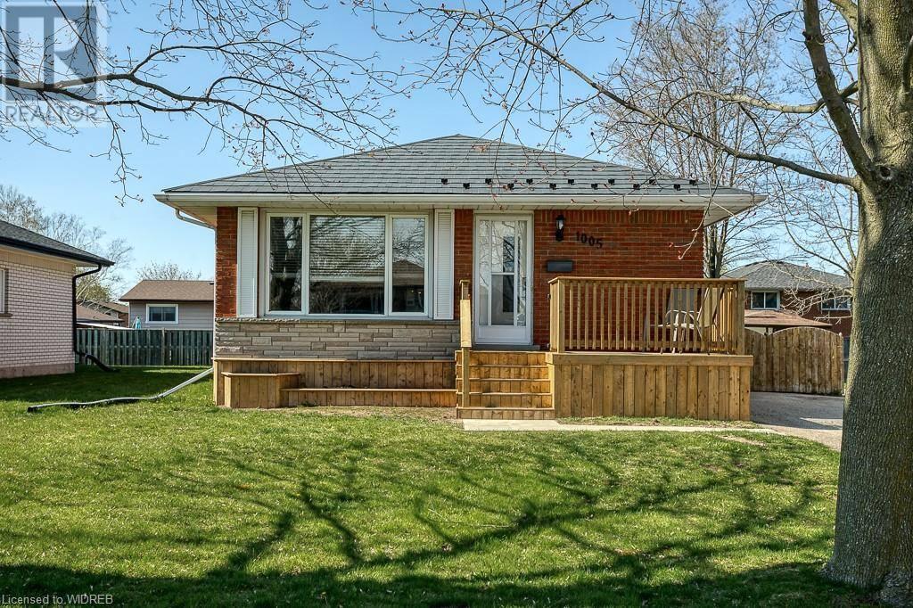 House for sale at 1005 Vanier Ave Woodstock Ontario - MLS: 257584