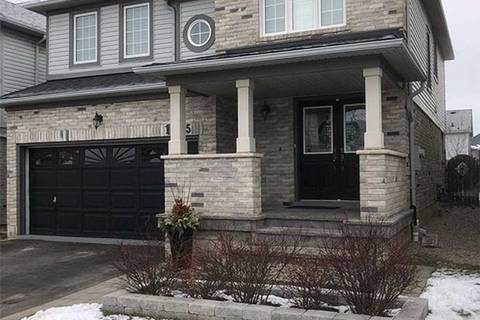 House for sale at 1005 Vickerman Wy Milton Ontario - MLS: W4666630