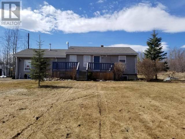 House for sale at 10053 237 Rd Dawson Creek British Columbia - MLS: 183327