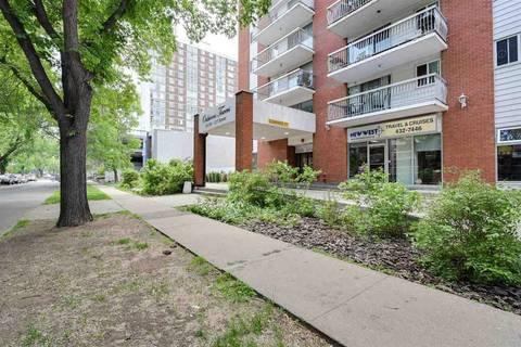 Condo for sale at 10150 117 St Nw Unit 1006 Edmonton Alberta - MLS: E4160197