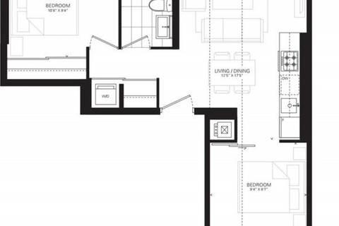 Apartment for rent at 17 Dundonald St Unit 1006 Toronto Ontario - MLS: C4736551