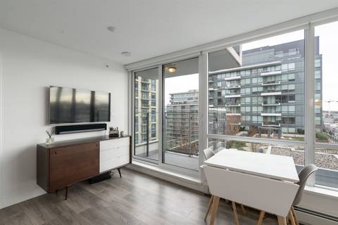 Condo for sale at 1788 Columbia St Unit 1006 Vancouver British Columbia - MLS: R2433046