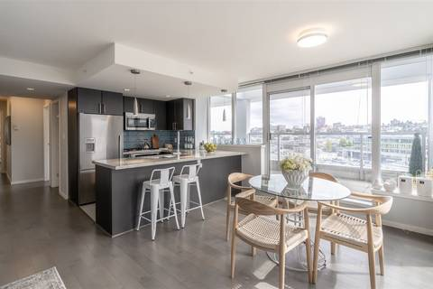 Condo for sale at 1887 Crowe St Unit 1006 Vancouver British Columbia - MLS: R2405088