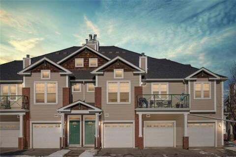 Townhouse for sale at 39 Hidden Creek Pl Northwest Unit 1006 Calgary Alberta - MLS: C4286282