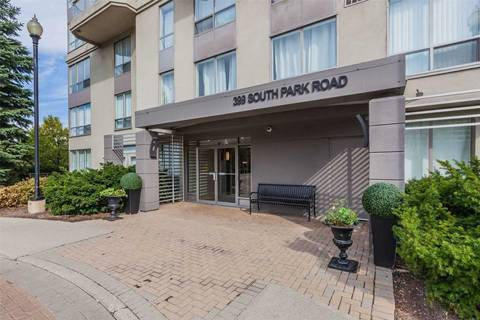 Apartment for rent at 399 South Park Rd Unit 1006 Markham Ontario - MLS: N4551331