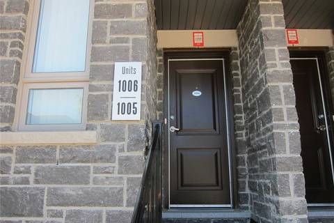 Condo for sale at 55 Lindcrest Manr Unit 1006 Markham Ontario - MLS: N4518802