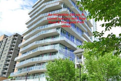 Condo for sale at 624 8 Ave Southeast Unit 1006 Calgary Alberta - MLS: C4255827