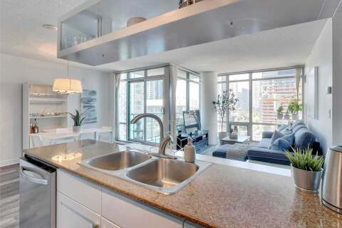 Condo for sale at 81 Navy Wharf Ct Unit 1006 Toronto Ontario - MLS: C4819401