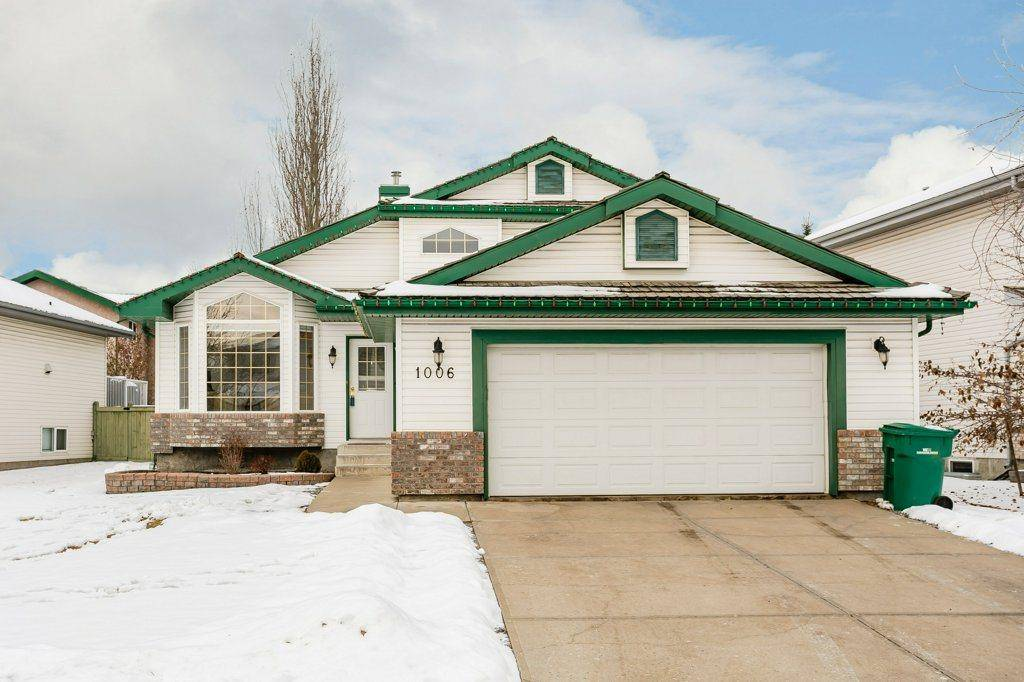 House for sale at 1006 Blackburn Cs Sw Edmonton Alberta - MLS: E4180057