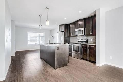 Townhouse for sale at 1006 Evansridge Pk Northwest Calgary Alberta - MLS: C4258208