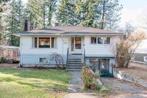 House for sale at 10067 Park Dr Surrey British Columbia - MLS: R2421070