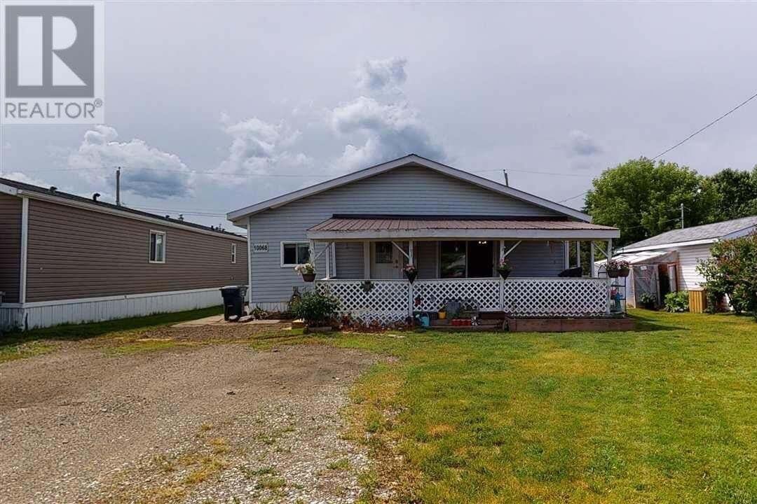 House for sale at 10068 99 St Taylor British Columbia - MLS: R2470284