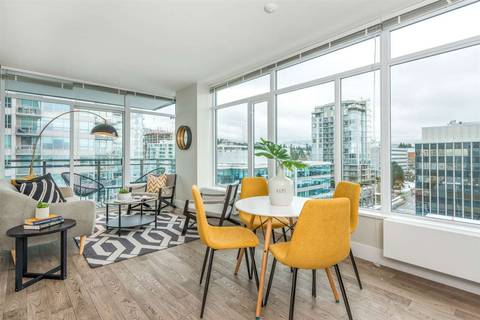 Condo for sale at 111 13th St E Unit 1007 North Vancouver British Columbia - MLS: R2429503