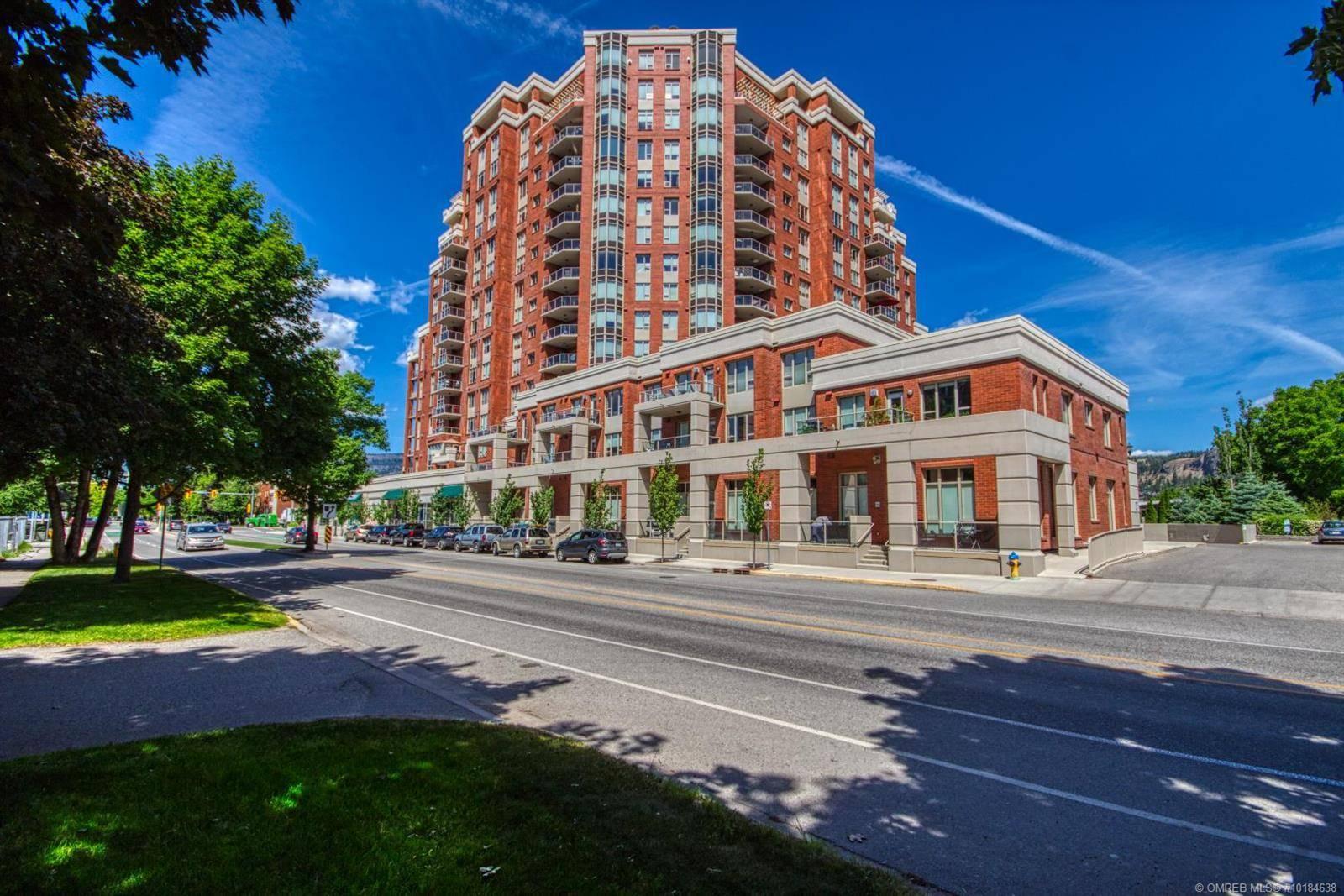 Condo for sale at 1160 Bernard Ave Unit 1007 Kelowna British Columbia - MLS: 10184638