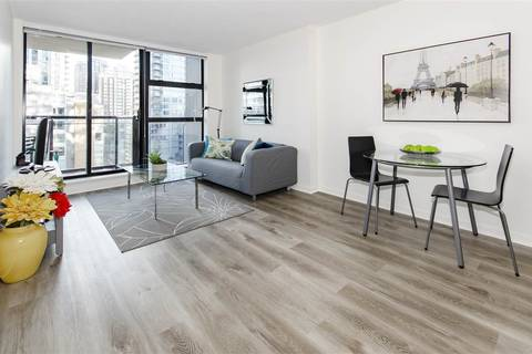 Condo for sale at 1295 Richards St Unit 1007 Vancouver British Columbia - MLS: R2438577