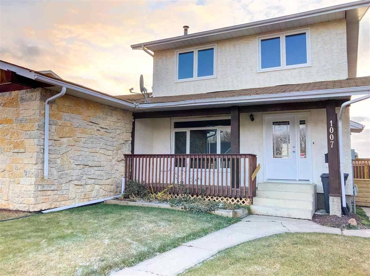 Townhouse for sale at 1007 13 St Cold Lake Alberta - MLS: E4178922