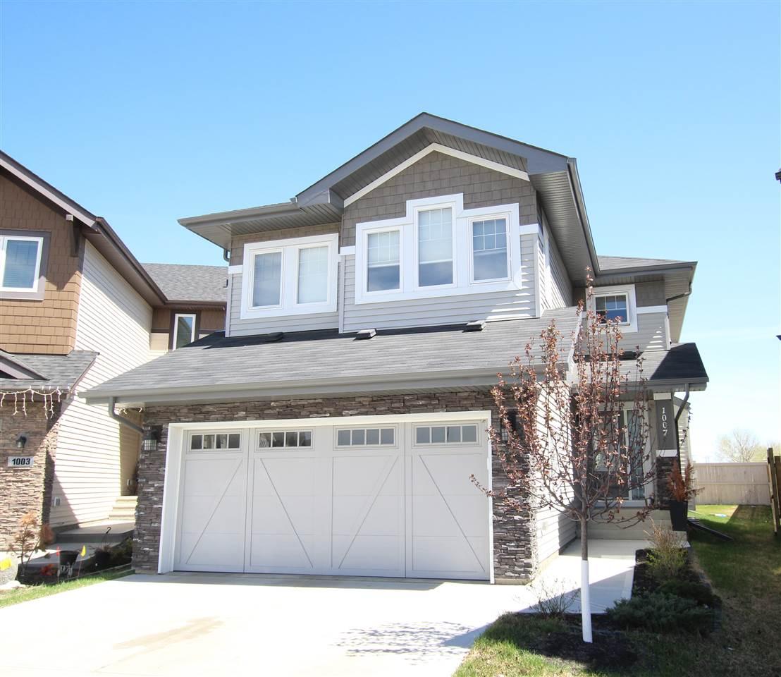 For Sale: 1007 158 Street, Edmonton, AB | 3 Bed, 2 Bath House for $479,900. See 26 photos!