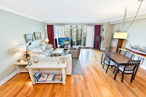 Apartment for rent at 2119 Lake Shore Blvd Unit 1007 Toronto Ontario - MLS: W4671872