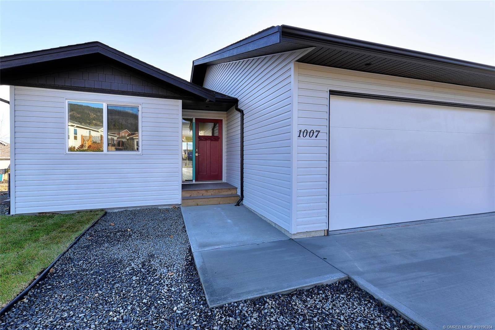 Townhouse for sale at 2440 Old Okanagan Hy Unit 1007 West Kelowna British Columbia - MLS: 10196304