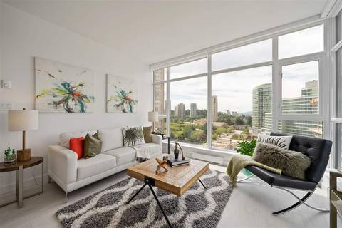 Condo for sale at 6098 Station St Unit 1007 Burnaby British Columbia - MLS: R2380889