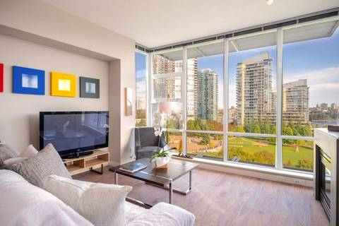 Condo for sale at 633 Kinghorne Me Unit 1007 Vancouver British Columbia - MLS: R2413234